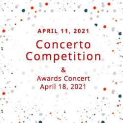 Concerto Competition & Awards Ceremony