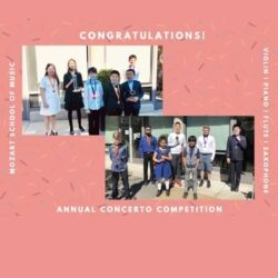 Annual Concerto Competition Awards