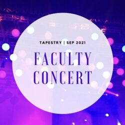 Tapestry Faculty Concerts